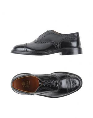 Обувь на шнурках ALDEN. Цвет: черный