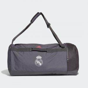 Спортивная сумка Реал Мадрид М Performance adidas. Цвет: белый