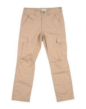 Повседневные брюки NAME IT®. Цвет: бежевый