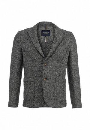 Пиджак Brooksfield BR832EMJT233. Цвет: серый