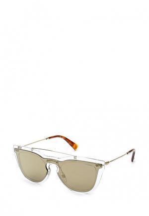 Очки солнцезащитные Valentino VA4008 50245A. Цвет: золотой