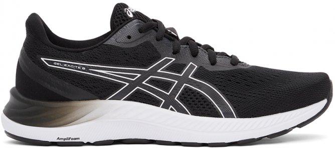 Black Gel-Excite 8 Sneakers Asics. Цвет: 002 black
