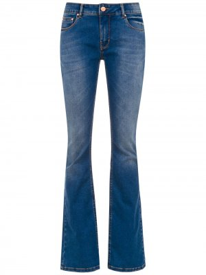 Braga bootcut jeans Amapô. Цвет: синий
