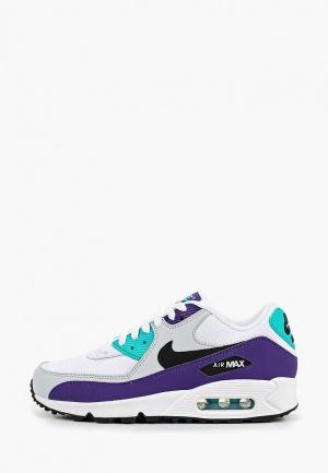 Кроссовки Nike MENS AIR MAX 90 ESSENTIAL SHOE. Цвет: белый