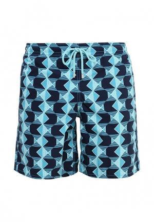 Шорты для плавания Vilebrequin OKOA. Цвет: синий