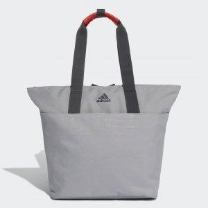 Спортивная сумка-тоут ID Performance adidas. Цвет: оранжевый