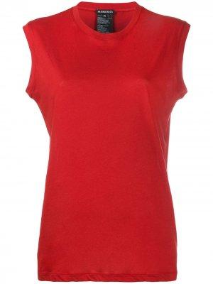 Relaxed-fit tank top Ann Demeulemeester. Цвет: красный