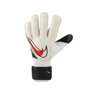 Футбольные перчатки Goalkeeper Grip3 - Белый Nike