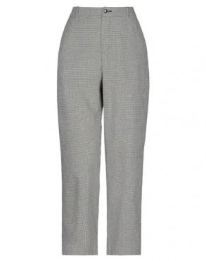 Повседневные брюки DES PETITS HAUTS. Цвет: черный