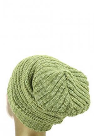 Шапка ALESSANDRO DELLACQUA DELL'ACQUA. Цвет: зеленый