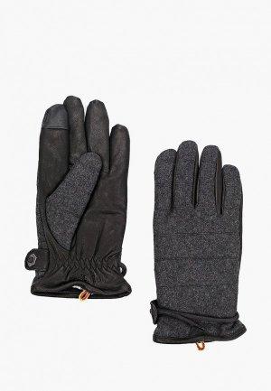 Перчатки Timberland. Цвет: серый