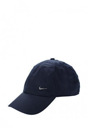 Бейсболка Nike UNISEX SPORTSWEAR HERITAGE86 CAP. Цвет: синий