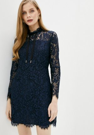 Платье Juicy Couture. Цвет: синий