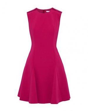 Короткое платье JASON WU COLLECTION. Цвет: фуксия