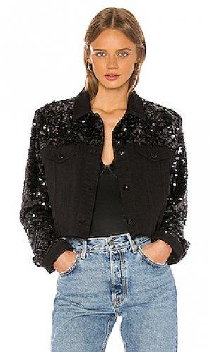 Джинсовая куртка cyra J Brand. Цвет: черный