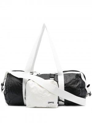 Дорожная сумка Velakit Camper. Цвет: черный