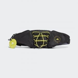 Сумка на пояс by Stella McCartney adidas. Цвет: черный