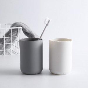 1шт Чашка для полоскания случайного цвета SHEIN. Цвет: многоцветный