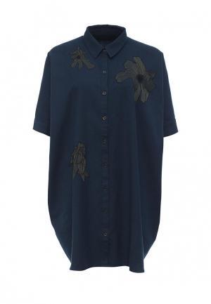 Платье Eleven Paris. Цвет: синий