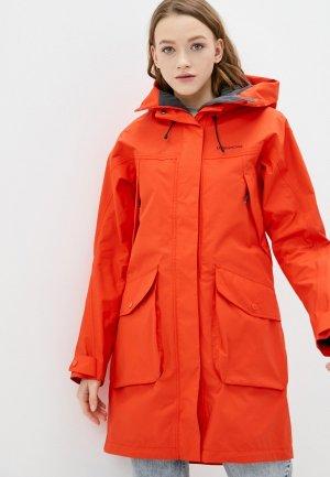 Куртка Didriksons THELMA. Цвет: оранжевый