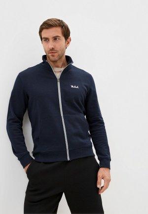 Олимпийка Woolrich. Цвет: синий
