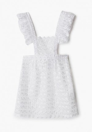 Платье Sky Lake. Цвет: белый