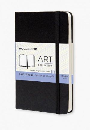 Блокнот Moleskine CLASSIC SKETCHBOOK. Цвет: черный