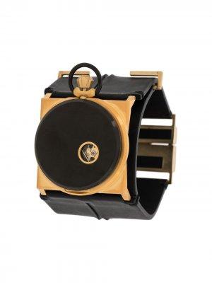Часы-браслет R100 Fob Paris. Цвет: черный