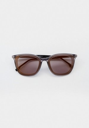 Очки солнцезащитные Boss 1292/F/SK KB7. Цвет: серый