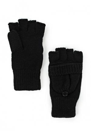 Варежки Regatta Fingerless Glove. Цвет: черный