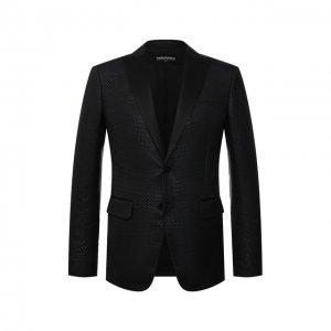 Пиджак Dsquared2. Цвет: чёрный