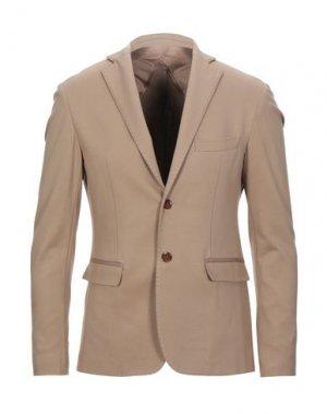 Пиджак TAKESHY KUROSAWA. Цвет: песочный