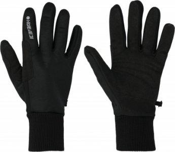 Перчатки Holtville, размер 9-9,5 IcePeak. Цвет: черный