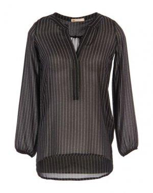 Блузка FLY GIRL. Цвет: черный