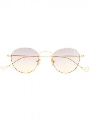 Солнцезащитные очки Julien C4-19 Eyepetizer. Цвет: золотистый