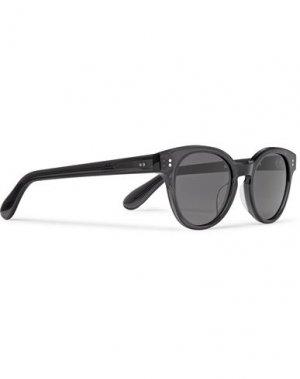 Солнечные очки SUN BUDDIES. Цвет: черный