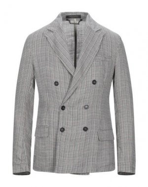 Пиджак MESSAGERIE. Цвет: стальной серый