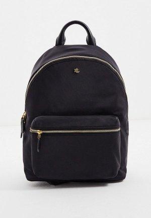 Рюкзак Lauren Ralph. Цвет: черный