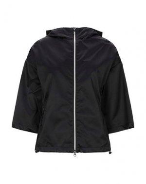 Куртка HETREGO'. Цвет: черный