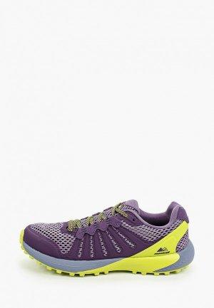 Кроссовки Columbia MONTRAIL F.K.T.™. Цвет: фиолетовый