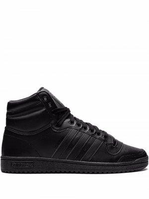 Top Ten Hi sneakers adidas. Цвет: черный