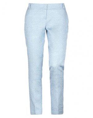 Повседневные брюки FLAVIO CASTELLANI. Цвет: небесно-голубой