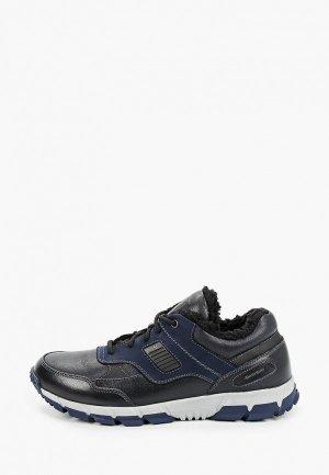 Кроссовки Alessio Nesca 11530-44. Цвет: синий