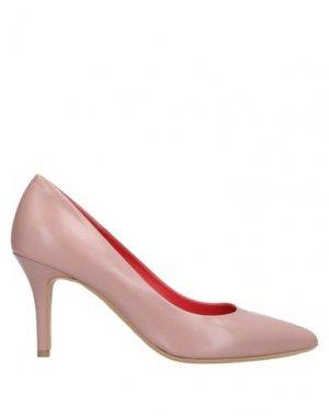 Туфли PAS DE ROUGE. Цвет: пастельно-розовый