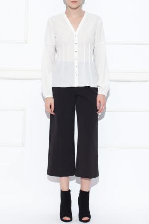 Блуза Nissa. Цвет: white