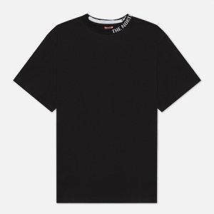 Женская футболка Zumu The North Face. Цвет: чёрный