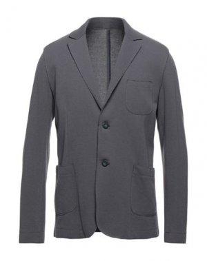 Пиджак AUTHENTIC ORIGINAL VINTAGE STYLE. Цвет: свинцово-серый