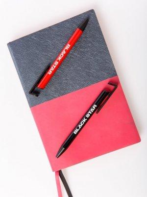 Ручка-держатель для гаджета BS Black Star Wear. Цвет: черный