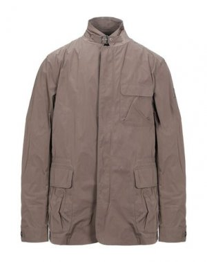 Куртка GEOSPIRIT. Цвет: светло-коричневый