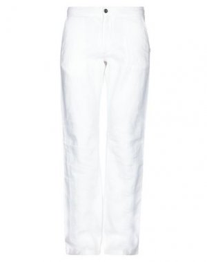 Повседневные брюки NAPAPIJRI. Цвет: белый